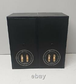 Set De 2 Moniteur Audio Bronze Bx 2 100w Rms Stereo Haut-parleurs