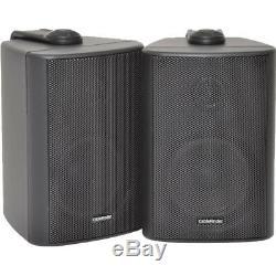 Smart Home Mini Bluetooth Amplificateur Et Haut-parleur Stéréo Sans Fil Kits Hifi Amp