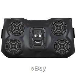 Ssv Works Wp3 4 Haut-parleur Stéréo Overhead Polaris Rzr 900 Trail S XC Sound System