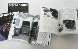 Stereo Sound Western Electric Auditing Book Magazine Haut-parleur Amplificateur Vintage
