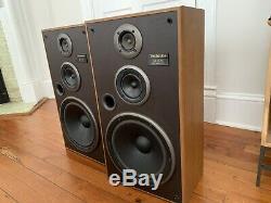 Technics Sb-lx70 Vintage Haut-parleurs Stéréo Haut-parleur 3 Voies Audio