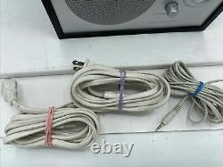 Tivoli Audio Model Two Am/fm Radio Extension Stéréo Haut-parleur & Subwoofer Testé