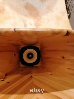 Très Bien. Haut-parleurs Audio Horn Prophétie. Seulement 4 Paires Jamais Faites. 7 000 £ Nouveau