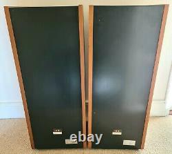 Très Rare Cambridge Audio R40 Stereo Hifi Transmission Line Haut-parleurs T27 B110