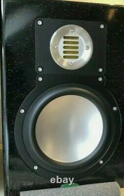 Unity Audio The Rock Mk2 High End Active Studio Monitors Haut-parleurs X2 Paire Stéréo