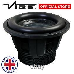 Vibe Blackair 12 Car Stereo Audio 2250w Crête Basse Sub Sql Subwoofer