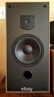 Vintage Audiophile Audio Haut-parleurs USA Jbl J2080 Paire Match 2.0 Stéréo 8 Ohm J