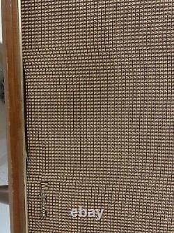 Vintage Magnavox Stéréo Haut-parleur Tv Extension S032 Beau Son