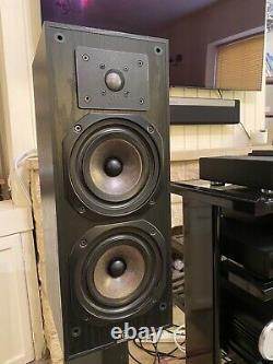 Vintage Monitor Audio 11 Stand Mount Speakers British Classic Vgc