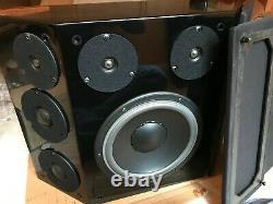 Violoncelle Mark Levinson Amati Pro Référence Speaker Trio Stereo Audio Dynaudio