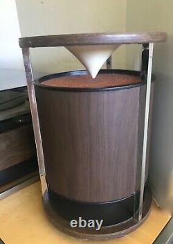 Vtg Zenith Circle Of Sound Modular Stereo The Moderne Prof Serviced