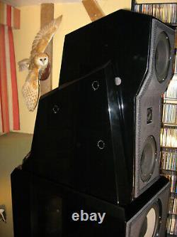 Wilson Audio Maxx 1 Haut-parleurs De Référence Excellent Crated