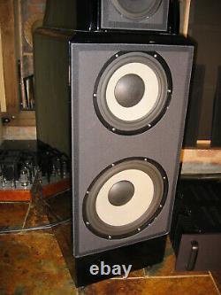 Wilson Audio Maxx 1 Haut-parleurs De Référence Immaculate Crated