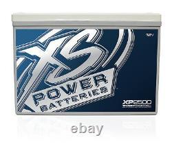Xs Power Xp2500 2500 Watt Power Cell Car Stereo Audio Battery + Haut-parleur