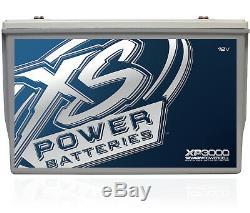 Xs Puissance Xp3000 3000 Watt Cell Power Car Audio Stéréo Système De Batterie + Haut-parleur