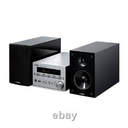Yamaha Mcr-b370d Home Audio Hi Fi Récepteur Stéréo Bluetooth Dab Avec Haut-parleurs